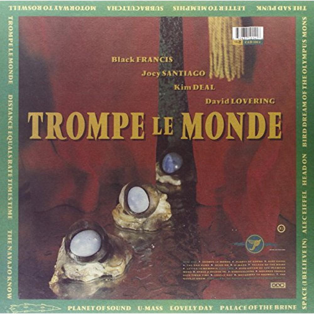 Trompe Le Monde Vinyl