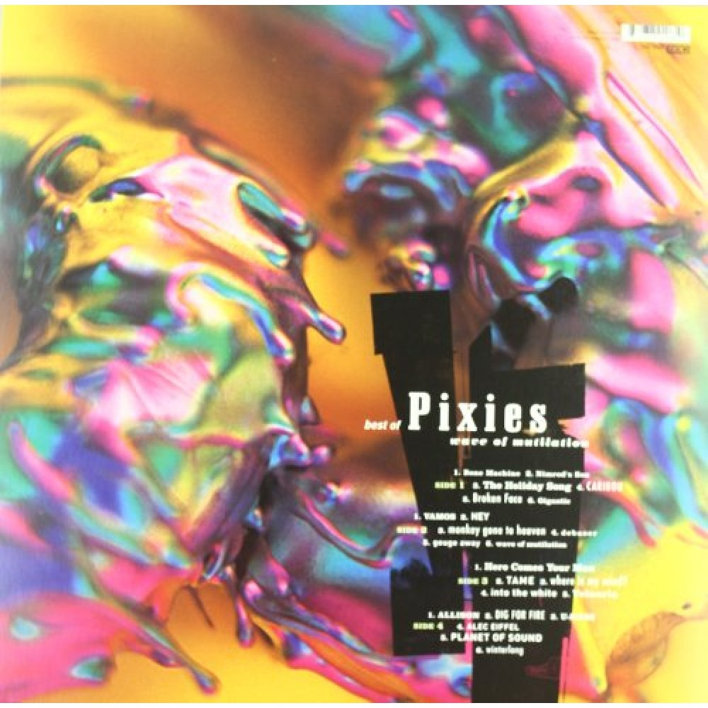 Wave Of Mutilation The Best Of Pixies