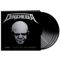 LIVE - Back To The Roots [ Gatefold Vinyl ]