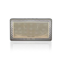 Bowers & Wilkins T7 Portable Bluetooth Speaker, Excellent Bass, Gold Edition