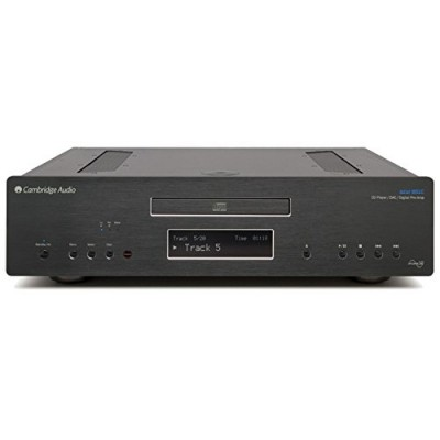 Cambridge - Azur 851C CD Player (Black)