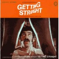 GETTING STRAIGHT (ORIGINAL SOUNDTRACK LP, 1970)