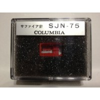Columbia/DENON SJN-75 turntable replacement needle