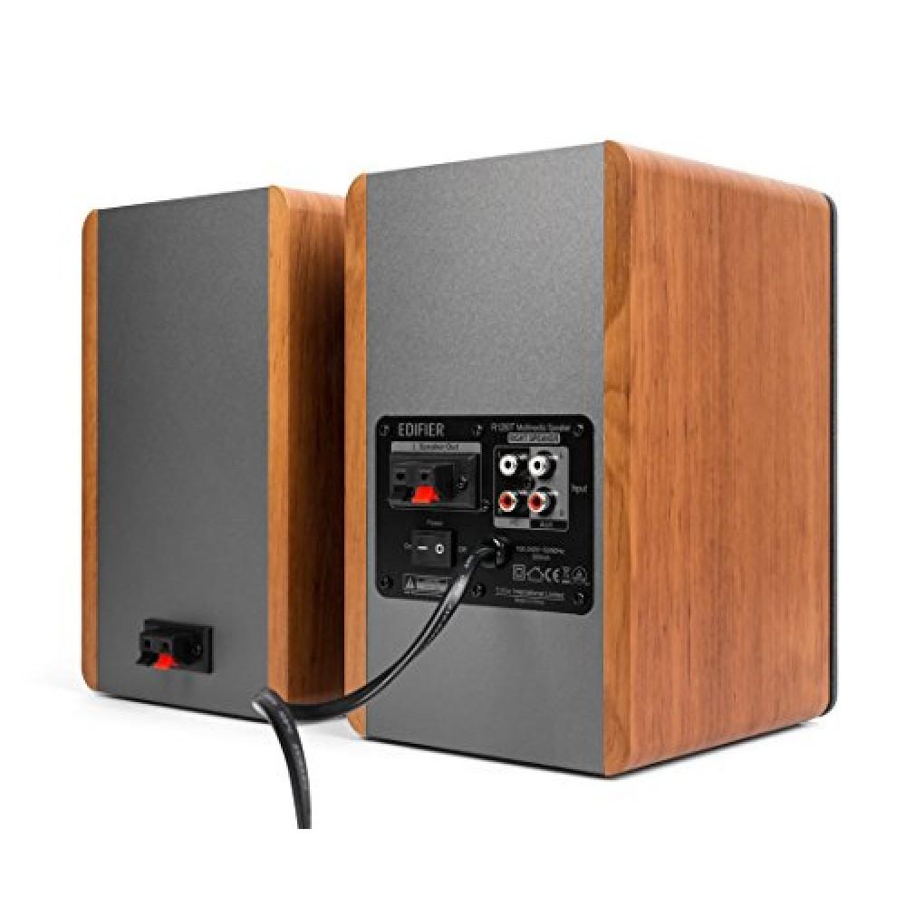 Edifier R1280t Powered Bookshelf Speakers 2 0 Active