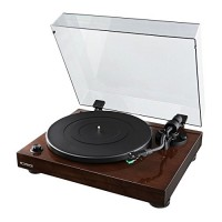 Fluance RT81 High Fidelity Vinyl Turntable Record Player with Dual Magnet Cartridge, Elliptical Diamond Stylus, Belt Drive, Built-in Preamp, Adjust...