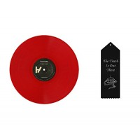 Twenty One Pilots Limited Edition Pure Red Vessel Bundle