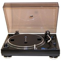 GLi SL2500 Direct Drive Turntable