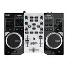 Hercules DJControl Instinct S series, ultra-mobile USB DJ Controller with Audio Outputs for use with your Headphones and your Speakers (4780833)