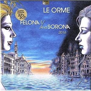 Felona E/And Sorona 2016 Limited Numbered Edition