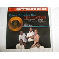 The Platters Encore of Golden Hits Mercury SR 60243 Stereo 1960s Soul Vinyl (1965)