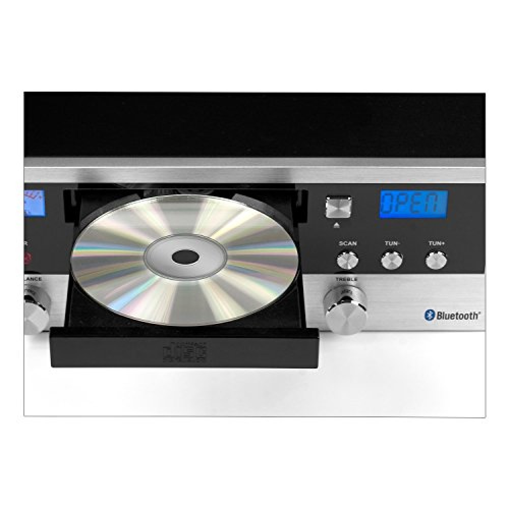 Innovative Technology ITCDS-6000 Classic Retro Bluetooth