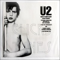 "U2 1983 Uk Island 12"" Ep New Years Day (Long) + 3 Live"