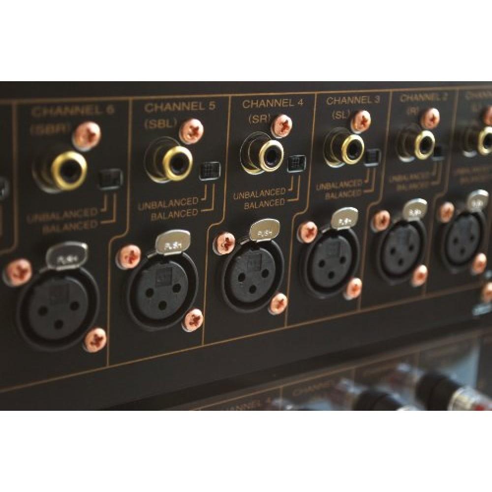 Marantz Mm8077 7 Channel Power Amplifier 140w