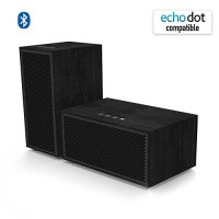 Multiroom Audio System - 2 Speaker Package - Includes 1 Master Speaker + 1 Satellite Speaker