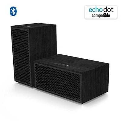 Multiroom Audio System - 2 Speaker Package - Includes 1 Master Speaker + 1 Satellite Speaker