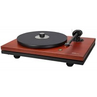 Music Hall MMF-5.3SE Rosenut 2-Speed Turntable with Ortofon 2M Bronze Cartridge