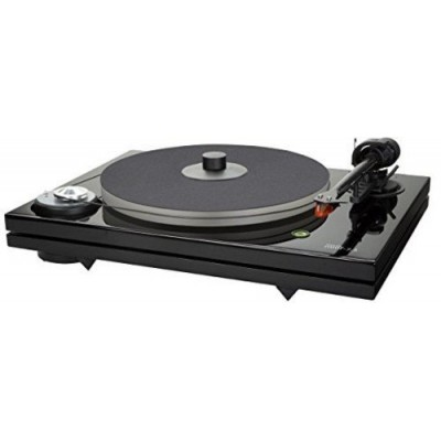 Music Hall MMF-7.3 2-Speed Audiophile Turntable With Ortofon 2M Bronze Cartridge