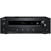 Onkyo Network Stereo Audio Component Receiver, Black (TX-8140)