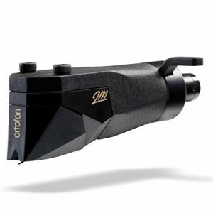 Ortofon 2M Black Plug-and-Play Moving Magnet Cartridge (Black) (Black)