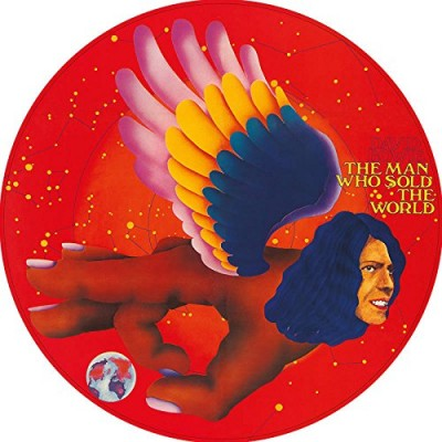 "The Man Who Sold The World (12"" Picture Disc, RSD 2016) - European Release"
