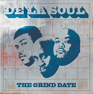 The Grind Date [2 LP][Explicit]