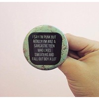 Fall Out Boy 2.5 Inch Pinback Button