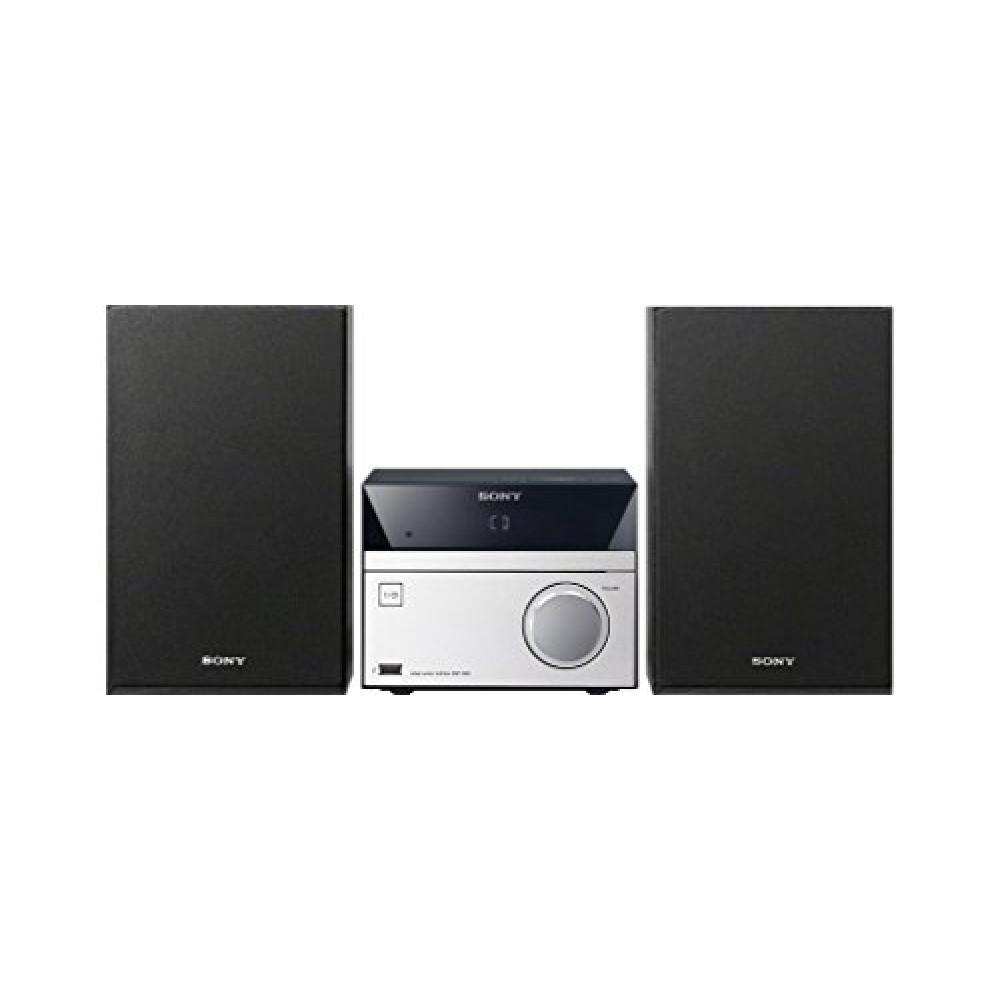 Sony Micro Hi Fi Stereo Sound System With Mp3 Cd Player