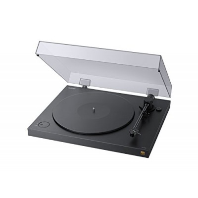 Sony PSHX500 Hi Res USB Turntable (Black)