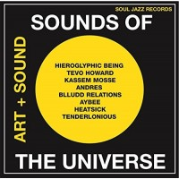 Sounds Of The Universe: Art + Sound 2012-15 Vol.1 - Record A