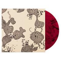 Wincing the Night Away Maroon & Black Swirl Vinyl