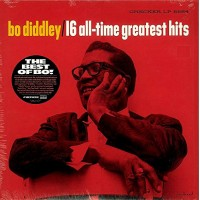 Bo Diddley's 16 All-Time Greatest Hits - 2018 Record Store Day White Vinyl