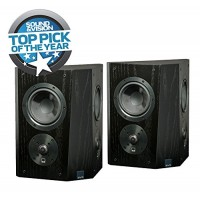 SVS Ultra Surround Speakers (Black Oak Pair)