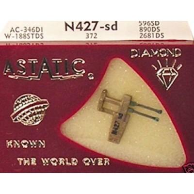 NEEDLE ASTATIC N427-SD SG24 SG25 FOR Euphonics U-12 U-13 463-DS73 73