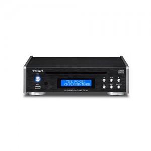 Teac PD-301-B   Slot Loading CD Player USB FM Tuner Black