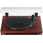 Teac TN100CH 3 Speed Analog Turntable - Cherry Finish