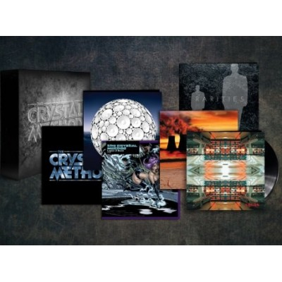 The Crystal Method 20th Anniversary Signature Box Set Vinyl Record LP