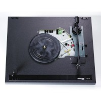 Thorens TD 170-1 Fully AutomaticTurntable - 33 or 45 or 78 rpm OMB 10 (Black)