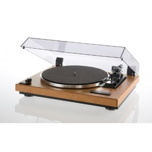 Thorens - TD240-2 - Automatic Turntable - Bright Wood - w/AT95E