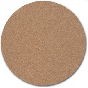 Turntable Toys TC-8 Cork Audiophile Turntable Mat 1/8-Inch thick