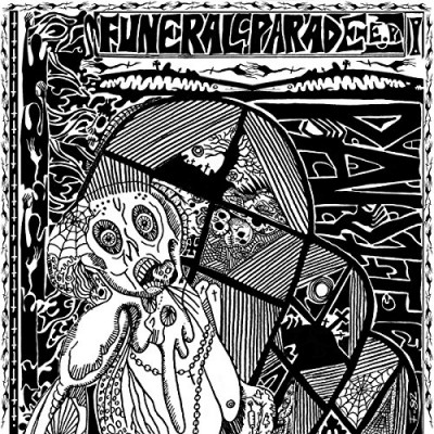 "Funeral Parade (12"" EP+zine)"