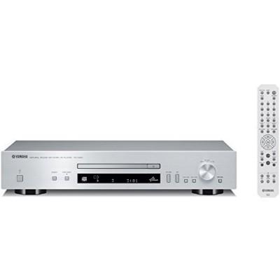 Yamaha CD-N301 (S) network CD player 192kHz / 24bit high resolution sound source corresponding Silver