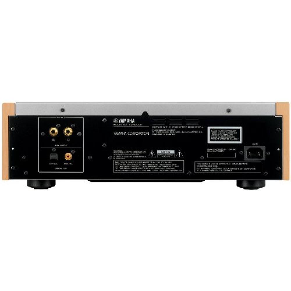 Yamaha Cd S300bl Natural Sound Cd Player