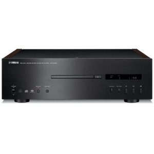 Yamaha CD-S1000BL Natural Sound Super Audio CD Player Black