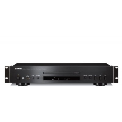 Yamaha CD-S300-RK Rackmount CD Player, USB Port, MP3, WMA Playback, DAC Conversion